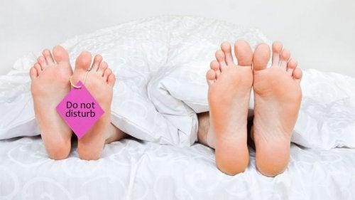 성적 욕망을 느끼지 못하는 무성애