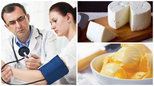 고혈압 환자가 피해야 할 8가지 식품