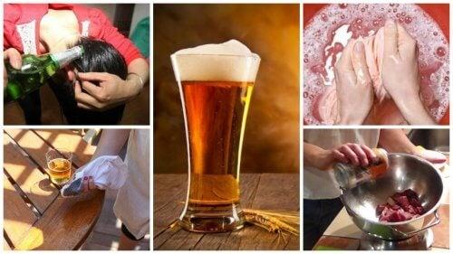 살림에 유용한 맥주 활용법 9가지
