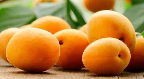 칼륨이 풍부한 10가지 과일