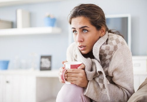 갑상선 기능 저하증을 추위
