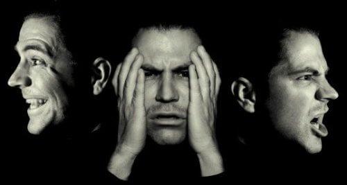 조울증은 일반적인 기분 변화이다