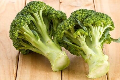 단백질 브로콜리