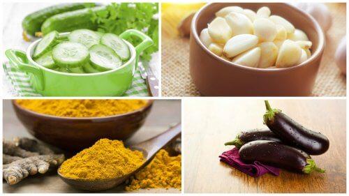 독소를 제거하고 면역력을 강화하는 8가지 식품