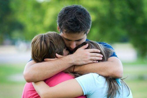 가족 관계의 회복