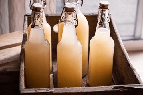 홈메이드 생강 맥주 만드는 방법