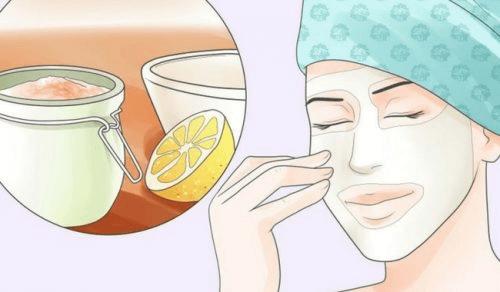 천연 재료로 검버섯 없는 깨끗한 피부를 가꾸기