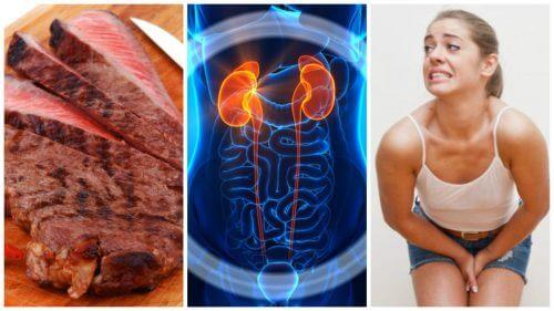 신장에 영향을 줄 수 있는 6가지 습관