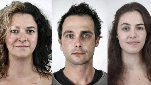 우리의 유전자가 자녀의 외모에 영향을 미치는 법
