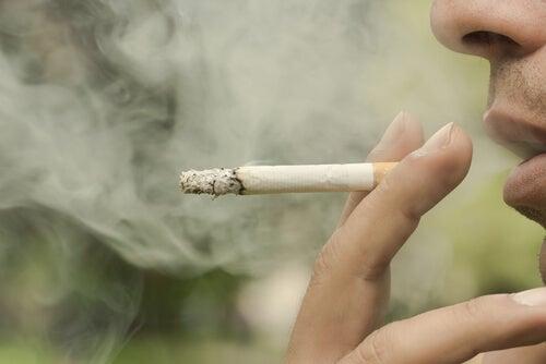 폐가 흡연