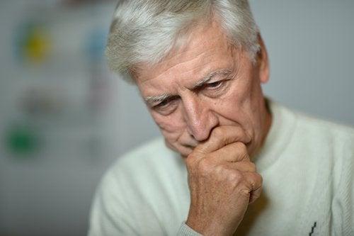 노년의 우울증을 발견하는 방법