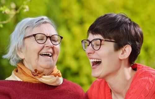 웃음 치료법의 장점