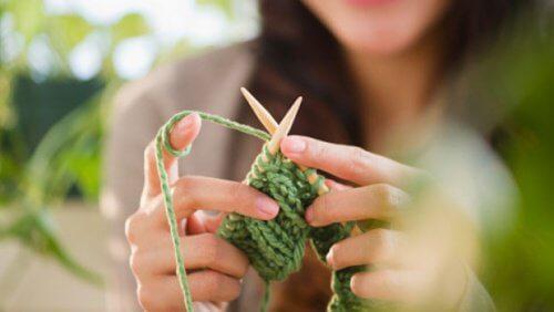뜨개질을 해야 하는 이유