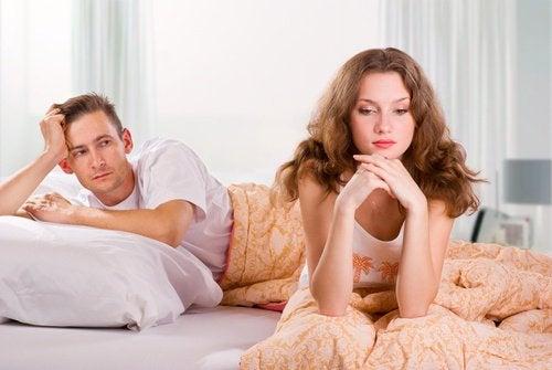 섹스가 만족스럽지 않은 5가지 이유