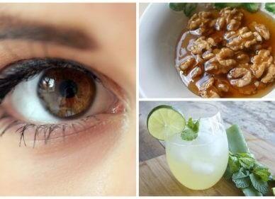 천연 알로에 베라 치료제로 눈 건강 개선하기