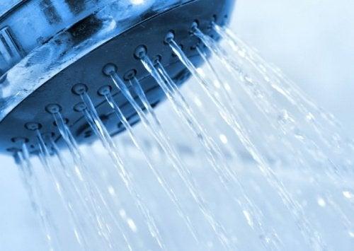 차가운 물