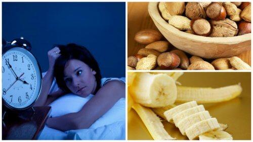 불면증을 물리치는 8가지 음식
