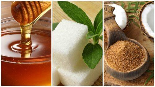 설탕을 대신할 수 있는 건강한 식품 5가지