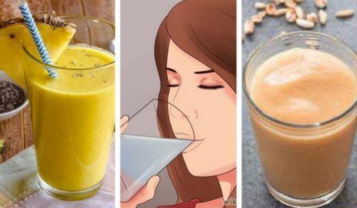 맛있는 채식주의자용 스무디 5가지