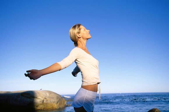 심호흡의 7가지 근거있는 이점