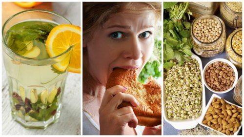 더 오래 포만감을 유지하는 건강한 비결 6가지