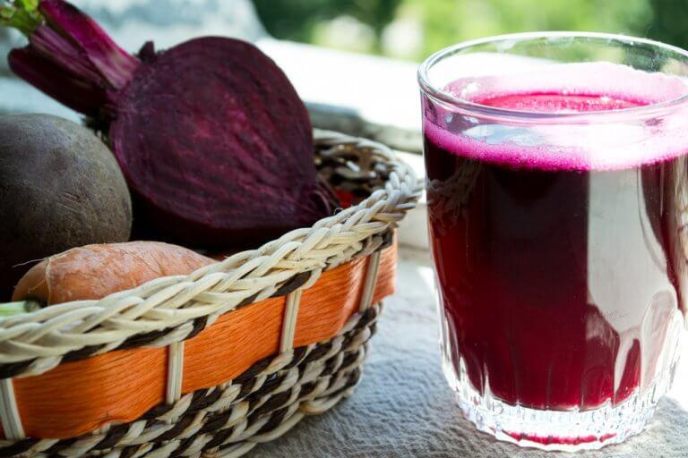 간 해독에 효과적인 6가지 식품 비트