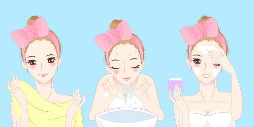깨끗한 피부를 위한 8가지 천연 팩