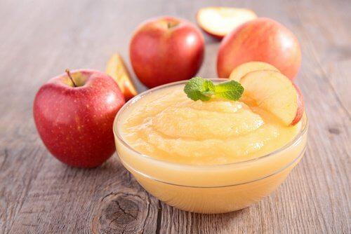 사과 소스