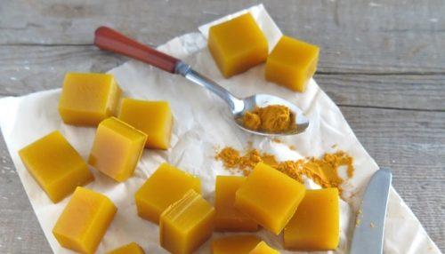 꿀 강황 젤리 만드는 방법