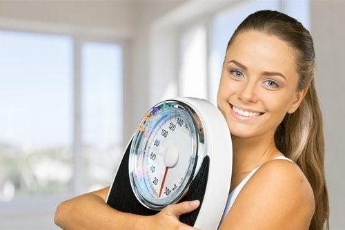 건강한 체중 유지