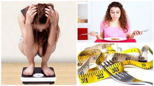 체중 감량에 방해가 되는 7가지 함정