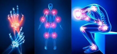 관절 통증의 7가지 이유