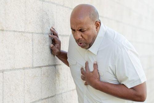 심장마비와 불안발작을 구별하는 방법