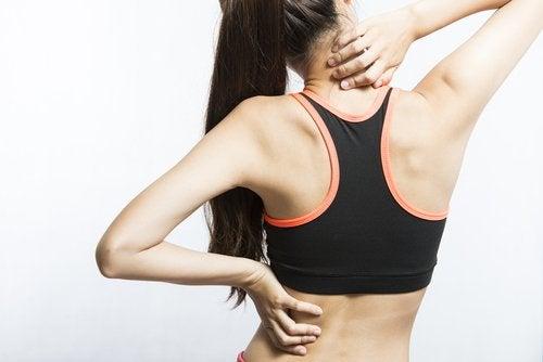 단백질 부족 근육통