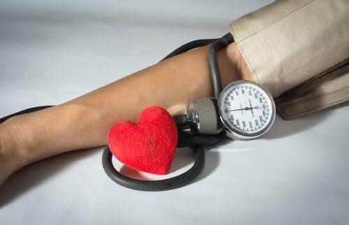 혈액 순환 장애를 나타내는 신호