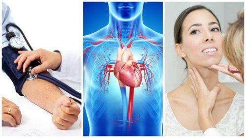 울혈성 심부전의 잠재 원인을 알아보자