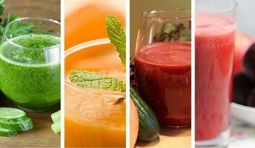 간 기능을 최적화하는 5가지 맛있는 음료