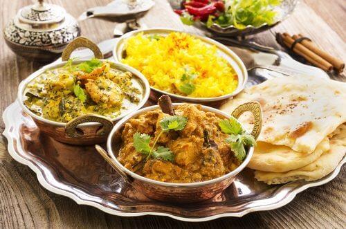 인도 다이어트 식단