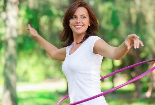 외모와 정신을 젊게 유지하기 위한 생활 속 실천