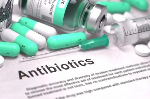 항생제 복용에 내재된 위험