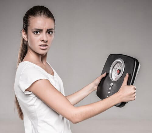 고혈당의 신호 체중