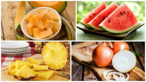식단에 추가해야 할 7가지 이뇨 식품