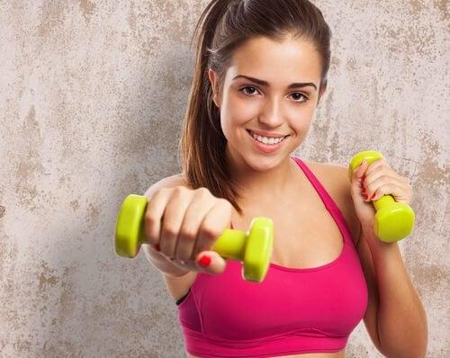 근력 운동