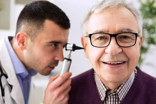 최근 청력 검사는 언제였는가?