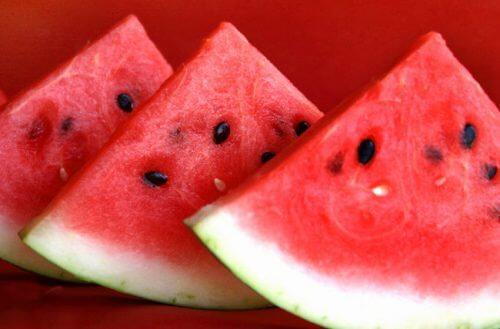 근육 강화에 도움이 되는 수박의 비밀 성분