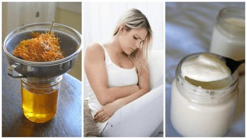 세균성 질염의 증상을 완화하는 6가지 천연 요법