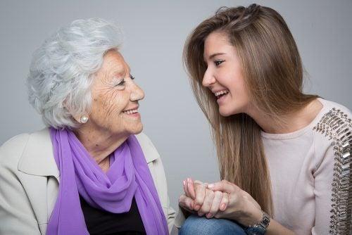 할머니가 가르쳐주는 8가지 삶의 지혜