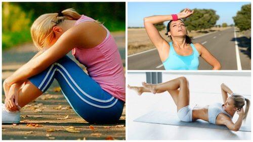 좋은 결과를 방해하는 운동에 대한 잘못된 믿음 6가지