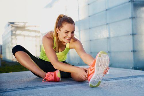 근육통 치료하는 방법, 스트레칭