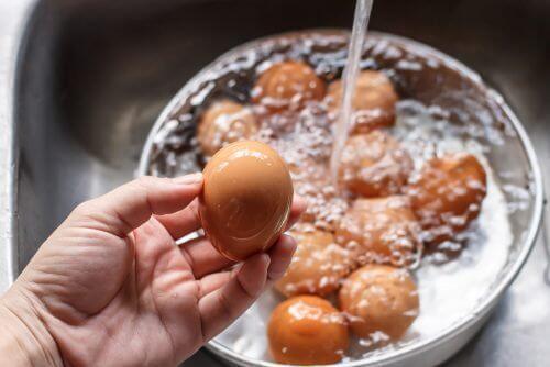 계란이 상했는지 확인하는 방법